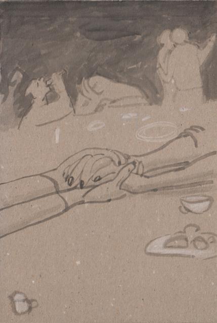 Нежность. Альбом рисунков 18. Художник Алиса Зражевская