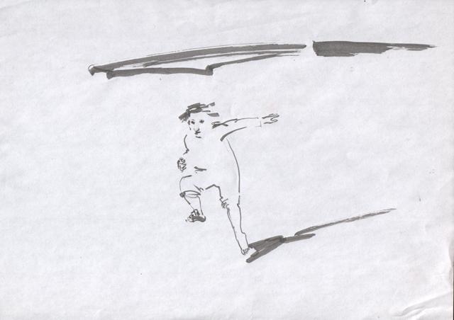 В припрыжку. Альбом рисунков. Художник Алиса Зражевская