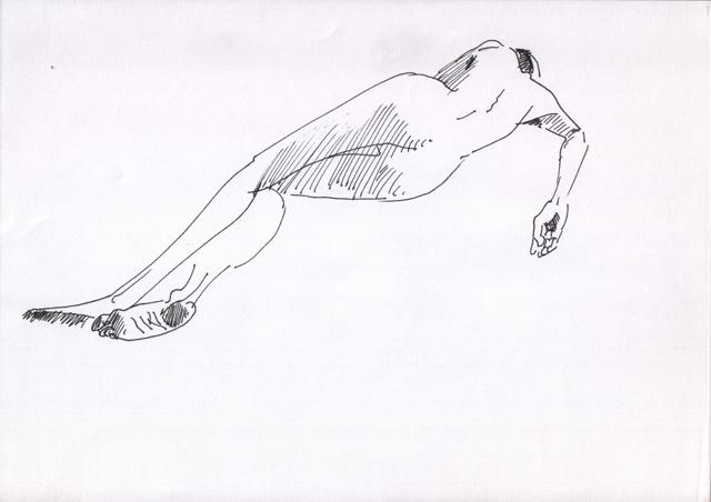 набросок рисунка: