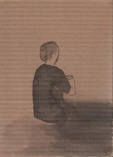 Женщина, Альбом рисунков номер 2. Художник Алиса Зражевская