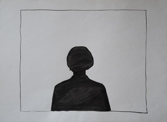 Наблюдение за изменениями в мире. Альбом рисунков: Одиночества полные штаны. Художник Алиса Зражевская