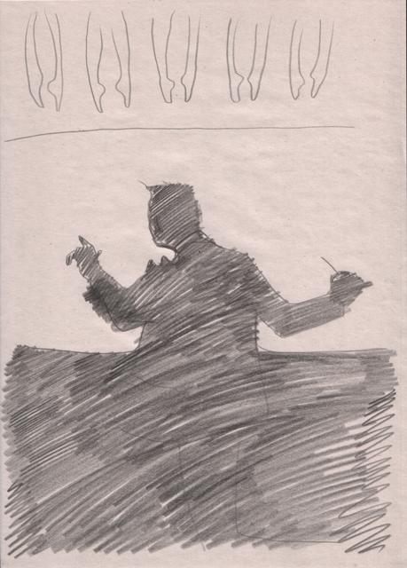 Прищепки. Альбом рисунков: Одиночества полные штаны. Художник Алиса Зражевская