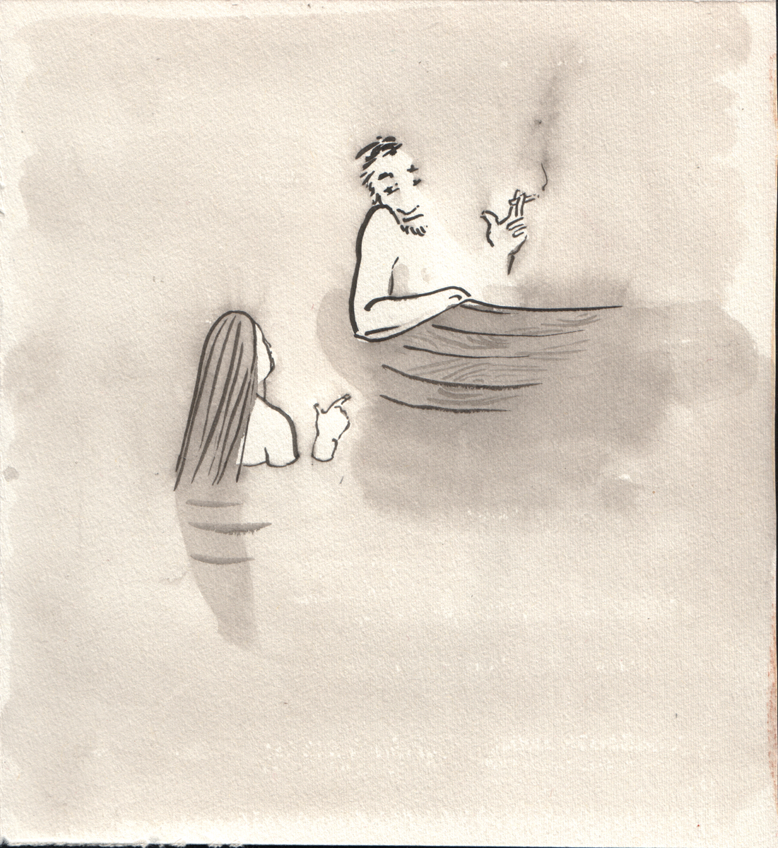 Альбом рисунков о любви